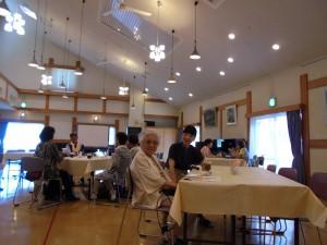 7月15日カフェ②