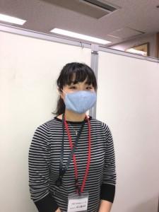 自作マスク